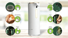 Load image into Gallery viewer, Ultra Defense Sani + Smart Foaming Soap & Hand Sanitizer Dispenser - Pine & Honey
