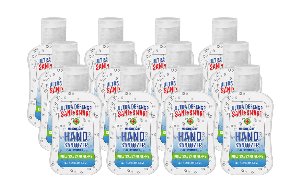 Ultra Defense Sani Smart Hand Sanitizer Original - 1.69 fl oz