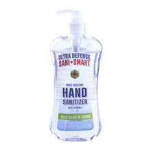 Load image into Gallery viewer, Ultra Defense Sani Smart Hand Sanitizer Original - 16 fl oz