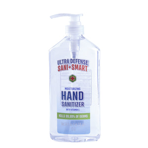 Ultra Defense Sani Smart Hand Sanitizer Original - 34 fl oz