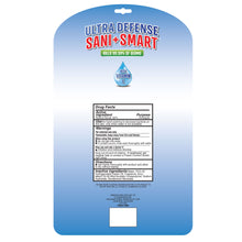 Load image into Gallery viewer, Ultra Defense Sani Smart Hand Sanitizer Original - 6pk Family Set