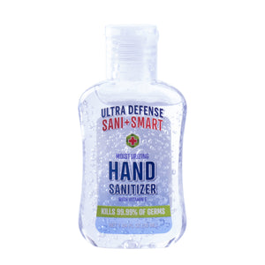 Ultra Defense Sani Smart Hand Sanitizer Original - 6pk Family Set
