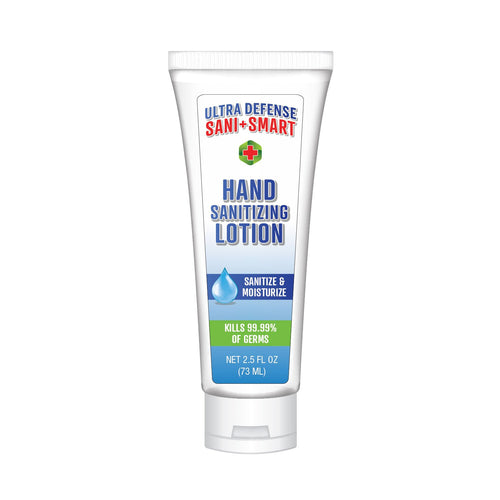 Ultra Defense Sani Smart Sanitizing Hand Lotion 2.5 fl oz