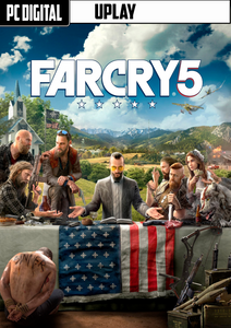 Far Cry 5 - Uplay Key