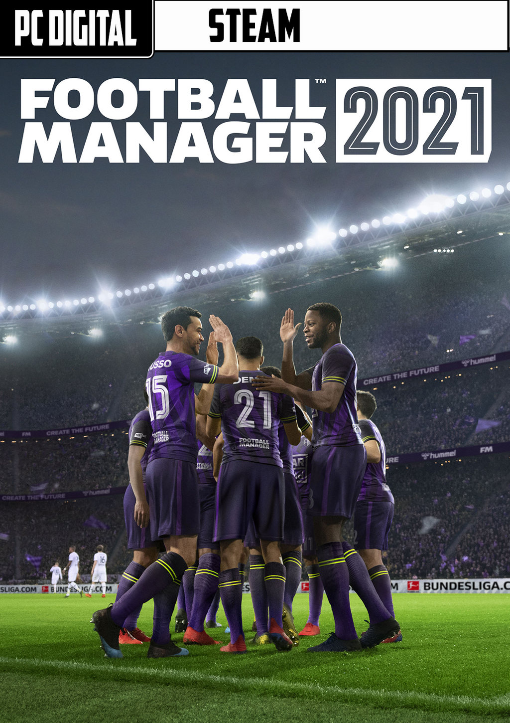 Football Manager 2021 - Steam Key