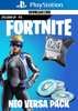 Fortnite Neo Versa Skin + 500 V-Bucks - PS4 Code