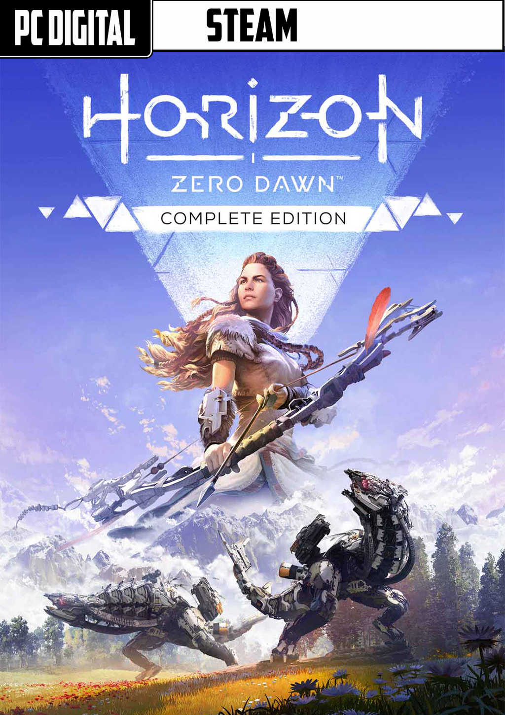Horizon Zero Dawn Complete Edition - Steam Key