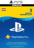 Playstation Plus 90 dagen NL - PS5 Code