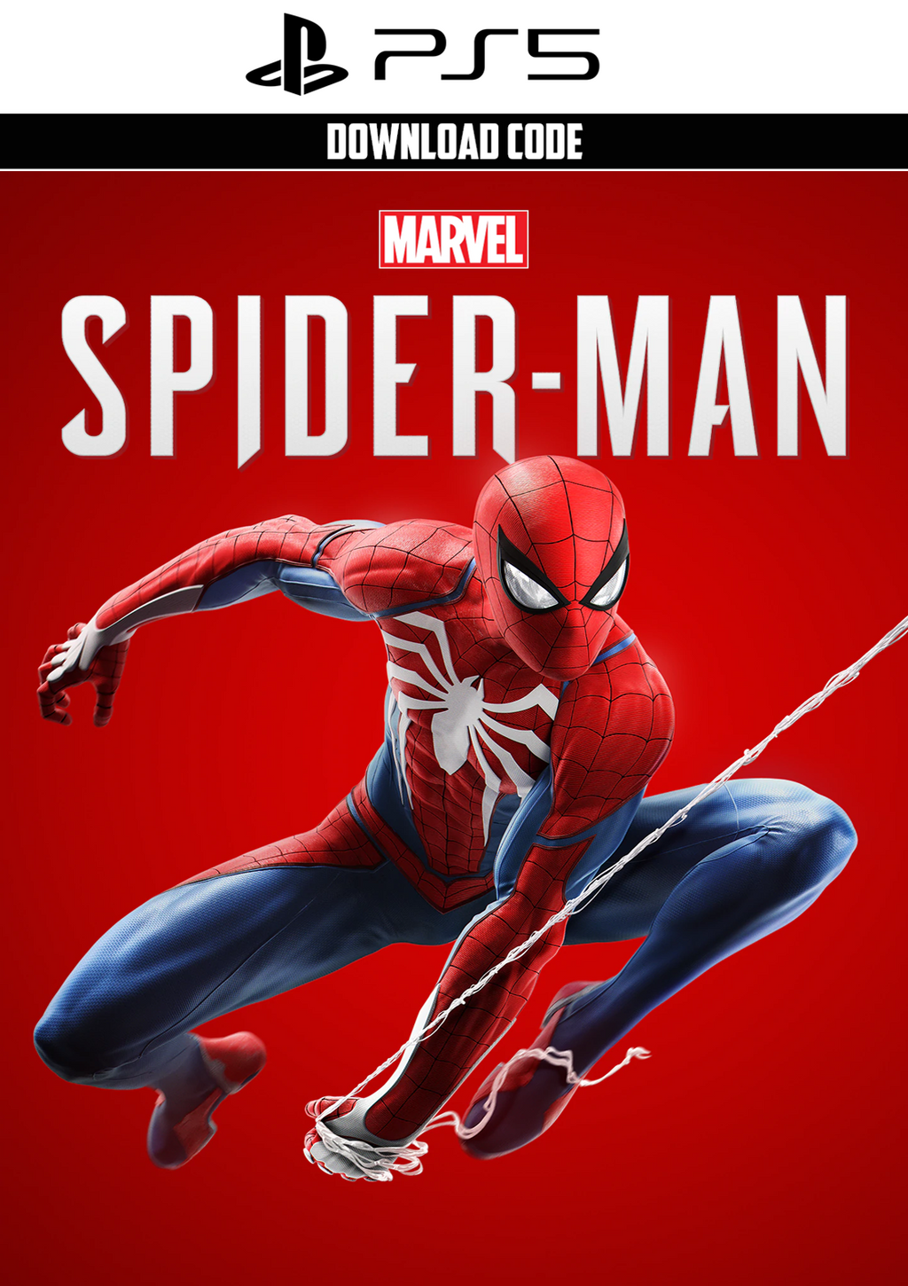 Marvel's Spiderman Remastered - PS5 Code