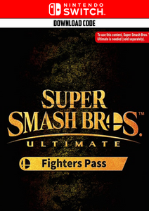 Super Smash Bros Ultimate Fighter Pass Vol 1