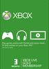 Xbox Live Gold 3 maanden Gift Card