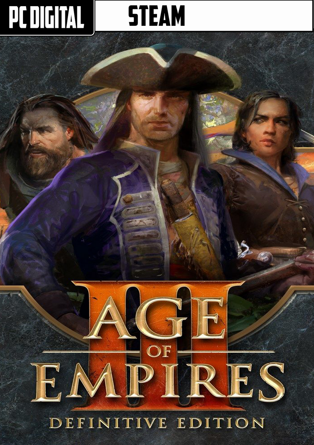 Age of Empires 3 Definitive Edition - Steam Key