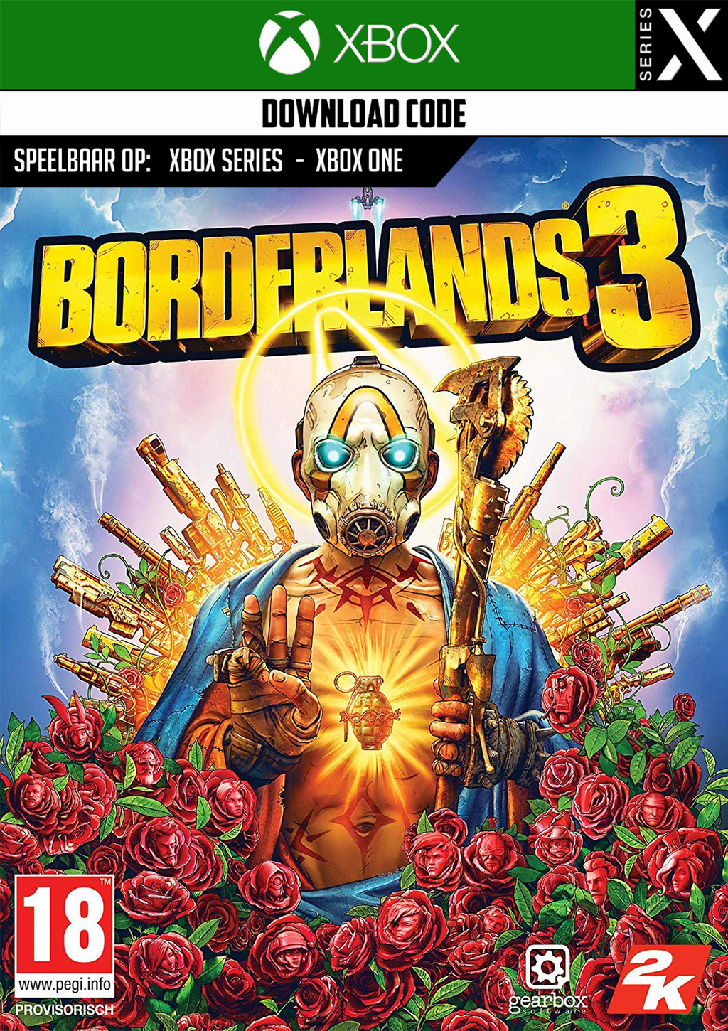 Borderlands 3 - Xbox Download (Smart Delivery)
