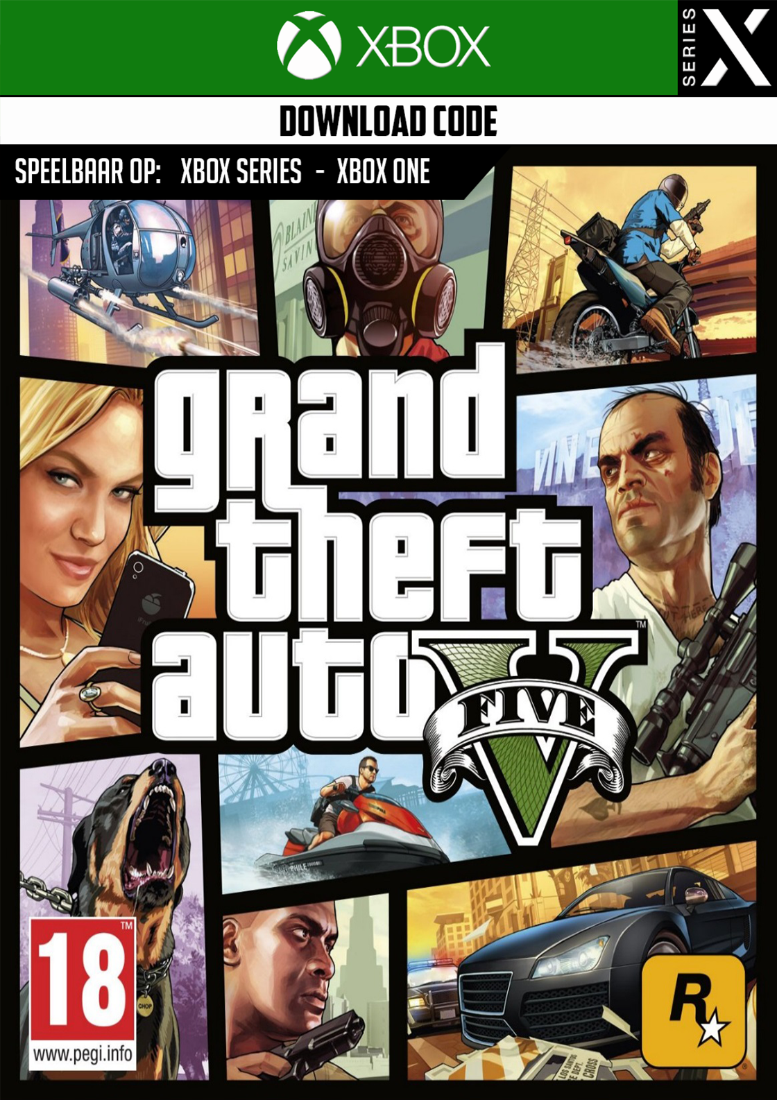 GTA V - Xbox One Download