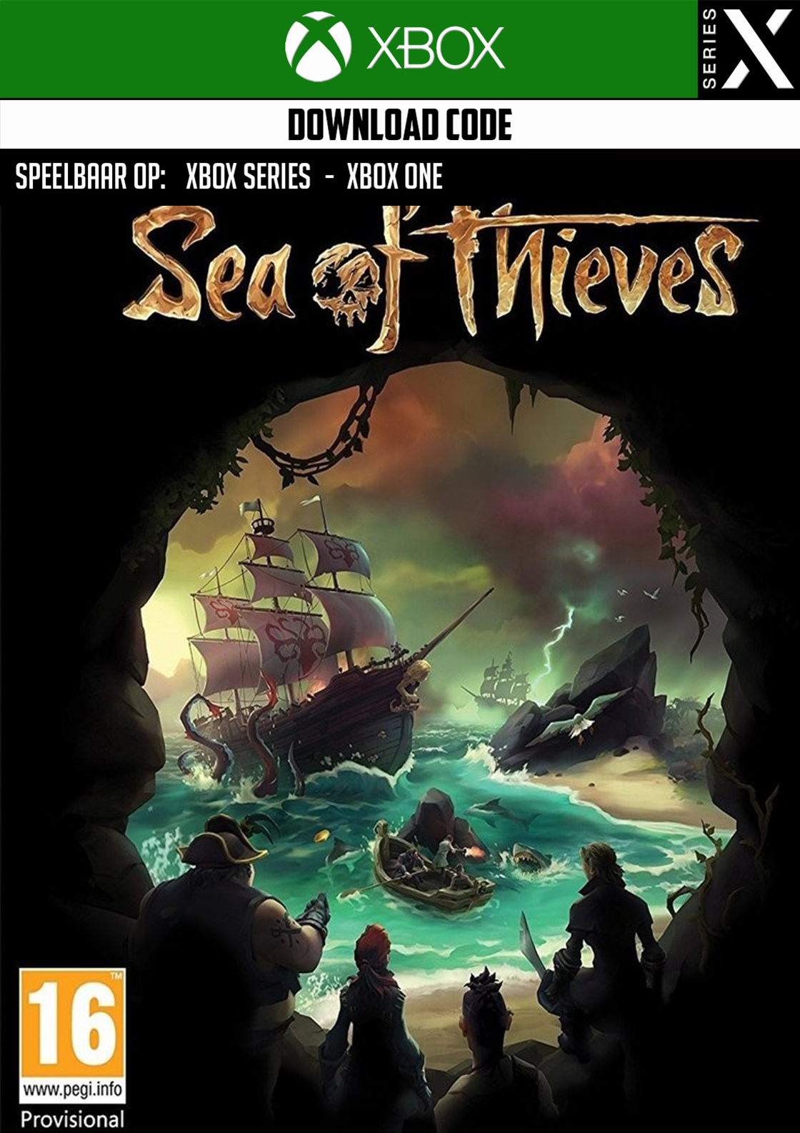 Sea of Thieves - Xbox Download (Smart Delivery)