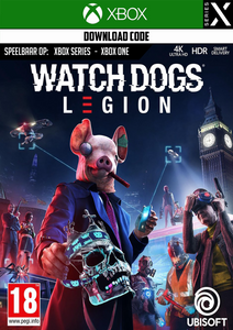 Watch Dogs: Legion - Xbox Download (Smart Delivery)