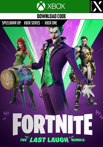 Fortnite: The Last Laugh Bundel - Xbox One Download
