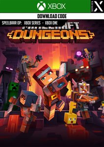 Minecraft Dungeons -Xbox One Download