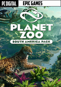 Planet Zoo Zuid Amerika (Uitbreiding) - Steam Key
