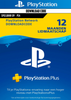 Playstation Plus 365 dagen NL - PS4 Code