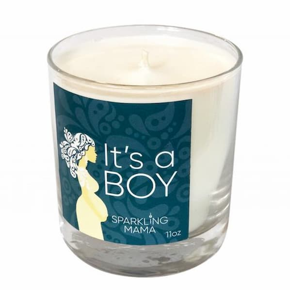 It's a Boy/Girl/Surprise Soy Candle