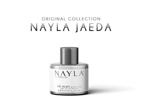 The Night Eau De Parfum By Nayla Jaeda