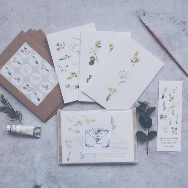 Wildflower Paper Club Monthly Subscription
