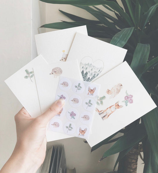 Wildflower Paper Club 6 Month Subscription
