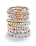 Diamond and Eternity ring 2cts - DuttsonRocks