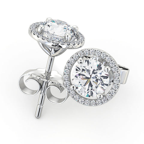 Mara Diamond Earrings
