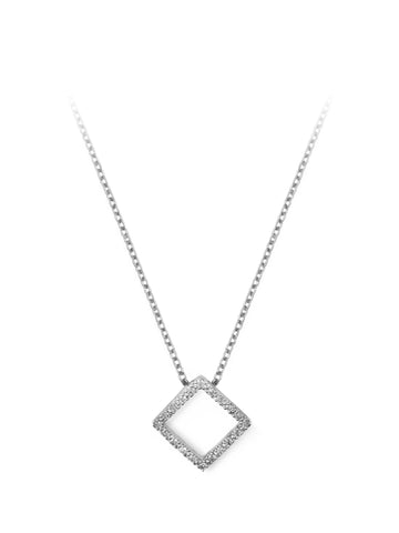 Namibia Diamond necklace - BACK IN STOCK - DuttsonRocks
