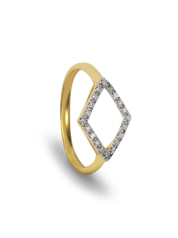 Namibia Diamond Ring - SOLD OUT - DuttsonRocks