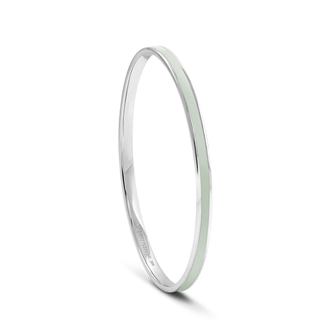 Equinox Wild Sage Enamel Bangle