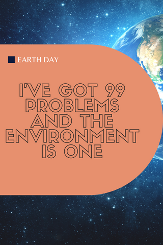 Environmental Issues - Earth Day