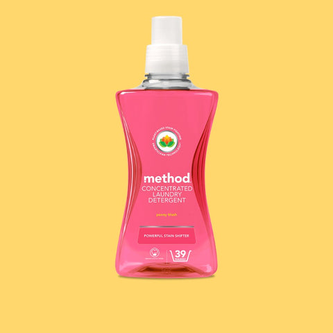 Method Laundry Detergent - Top Favourite Conscious Consumer Brands UK and Why - Selfmade Candle