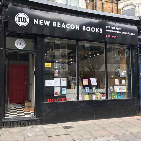 New Beacon Books - Black-owned London Book Store - How To Support Black Lives Matter UK