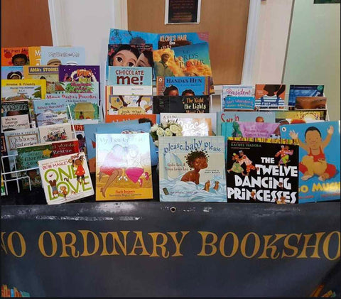 No Ordinary BookShop - Black-owned London Book Store - How To Support Black Lives Matter UK