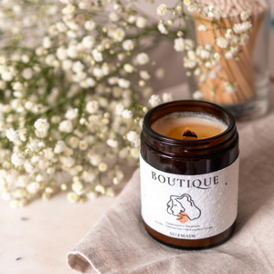 Boutique | Selfmade Candle | Vegan Candle | Soy Candle