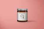 WOODY Soy Wax Scented Candle - Eucalyptus, Bay and Cloves