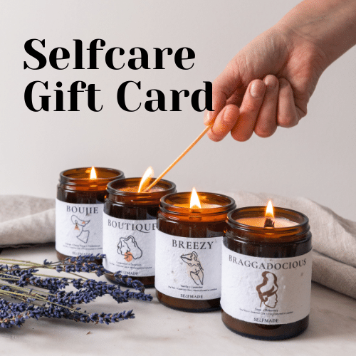 Self-care gift card | Wellness Gift card | Candle Gift Card | Candle Gift Voucher | Selfmade Candle.png