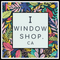 I window shop floral logo