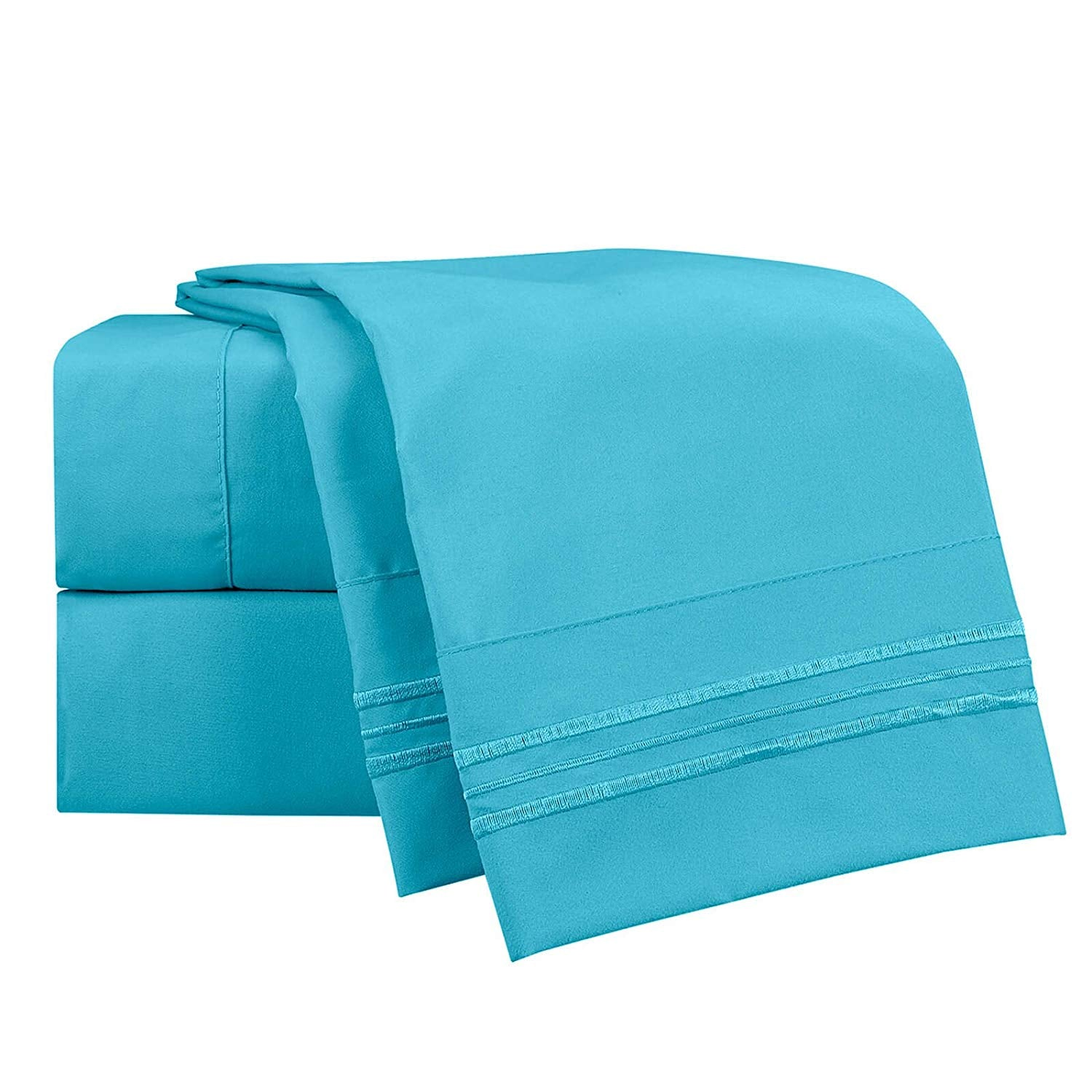 Clara Clark sheet set Teal