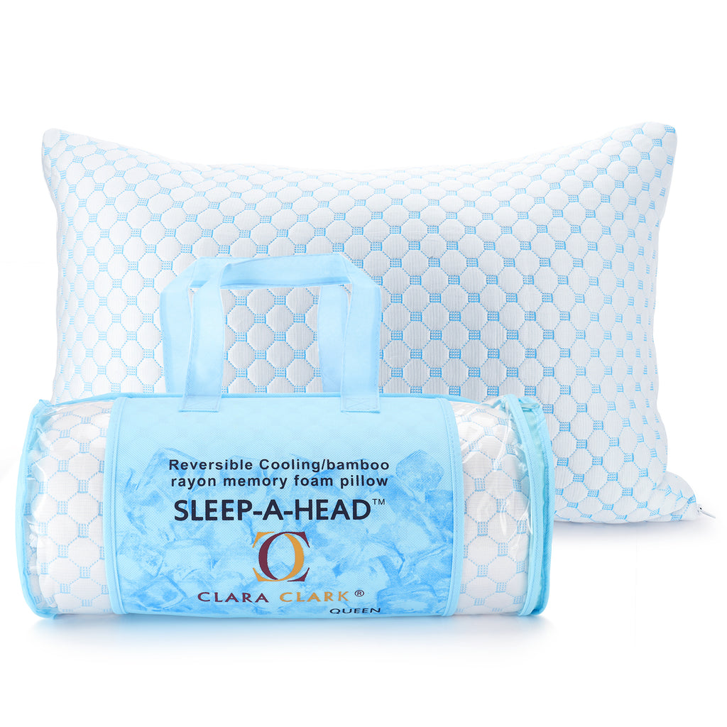 Clara Clark cooling pillow
