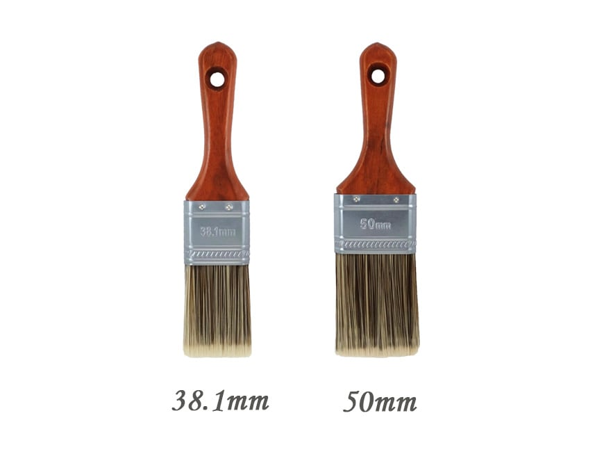 Cottage Paint stubby flat synthetic brush