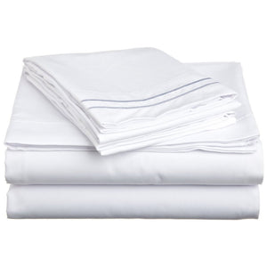 Open image in slideshow, Clara Clark sheet set White