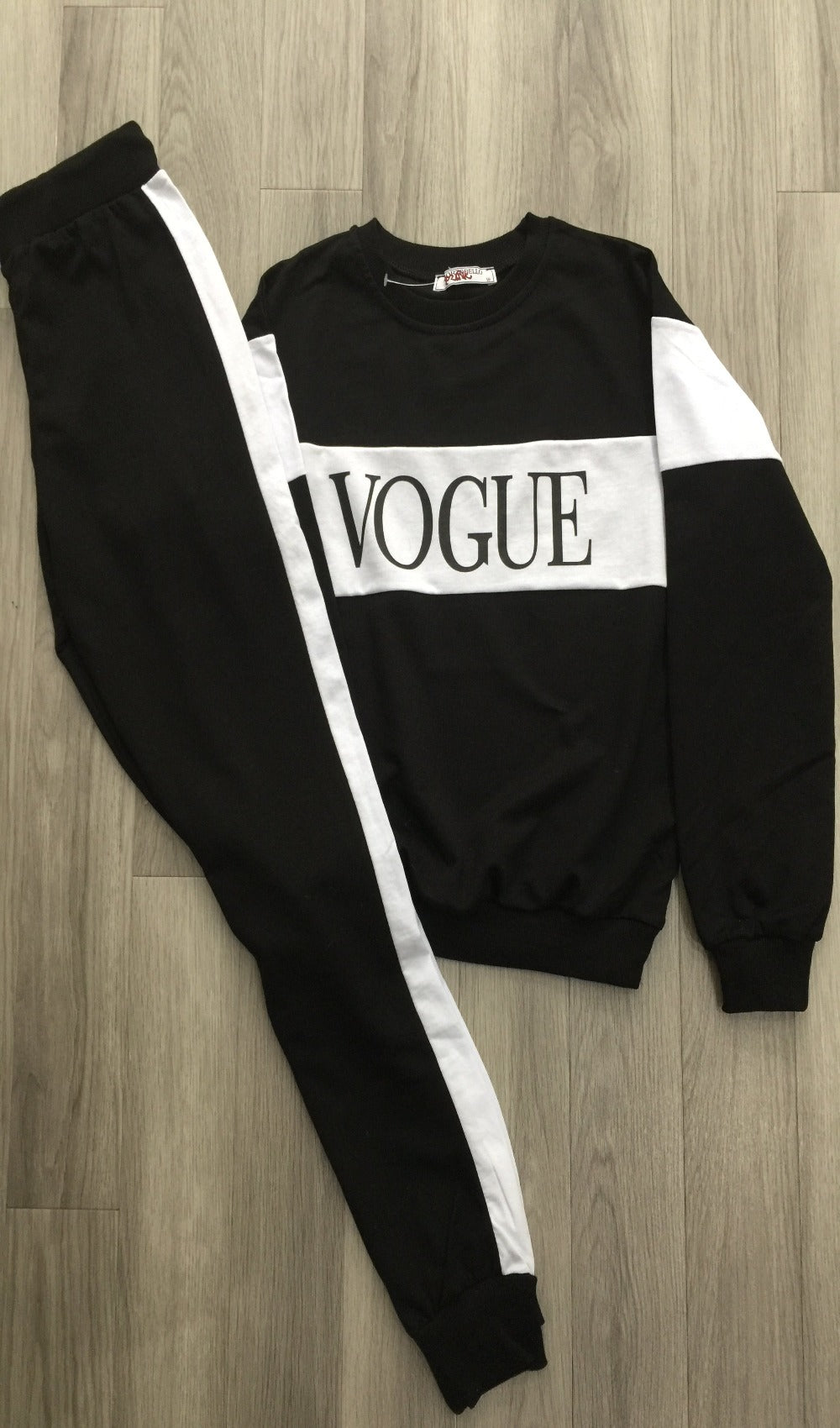 Vogue loungewear tracksuit