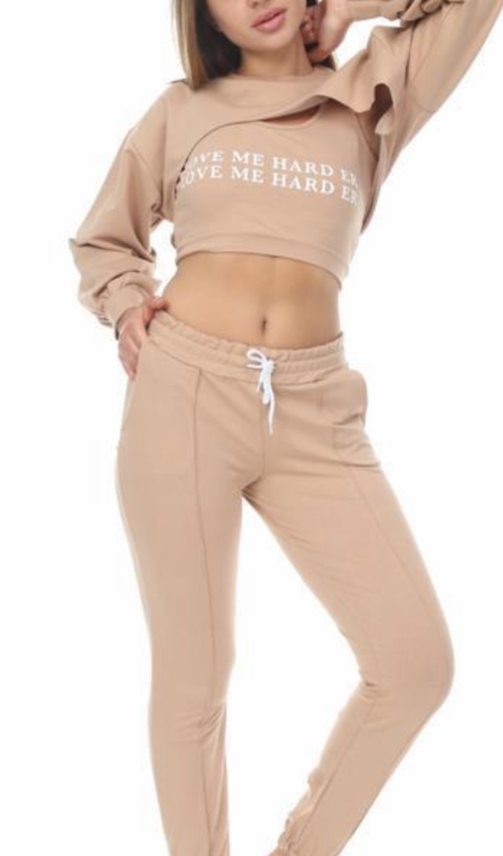 Loungewear three piece set