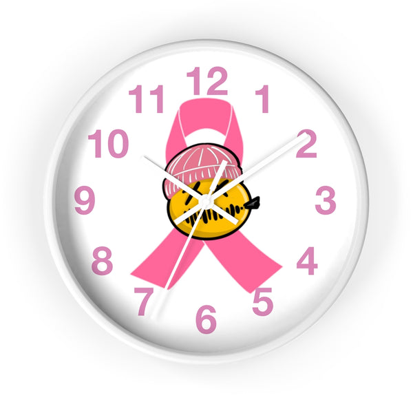OS03 (Think Pink) Wall clock