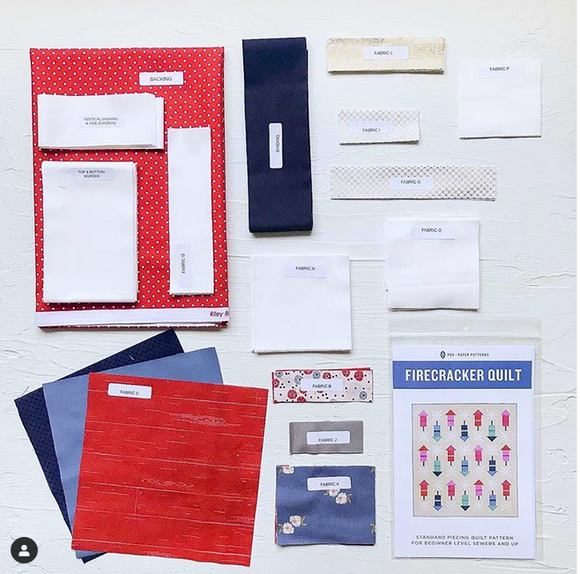 Home of Pre-Cut Quilt Kits