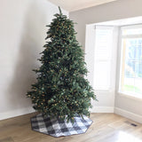 Gingham Tree Skirt Pre-Cut Kit